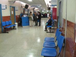 Áncash: En 40% se redujo la atención en los centros de salud