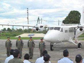 Amazonas: Se reinician vuelos a la ciudad de Chachapoyas