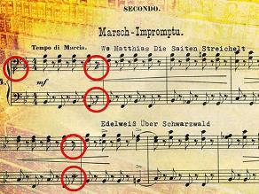 Cazatesoros buscan misterioso tesoro nazi a partir de partitura musical