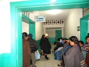 Policía atiende parto en el interior de un patrullero en Cajamarca