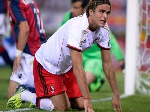 AC Milan rescató empate agónico de 3-3 ante Bologna por la Serie A