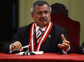JNE: Gobierno y Congreso deben pronunciarse sobre caso Parlamento Andino