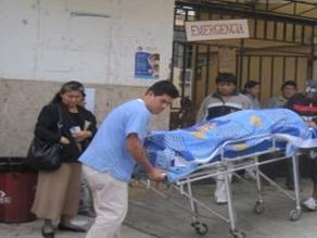 La Libertad: Agricultor se fractura pierna con motosierra en Pataz