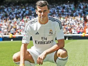 Gareth Bale tiene chances de debutar en el Bernabéu frente al Atlético