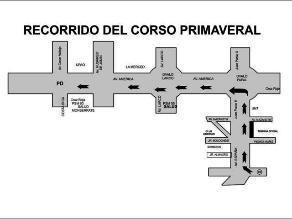 Trujillo: Definen recorrido del corso primaveral de este domingo 29