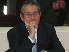 Fallo sobre arresto domiciliario para Fujimori se conocería en 3 semanas
