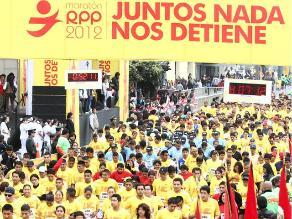 Nutricionista brinda consejos para correr la Maratón RPP