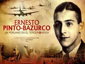 Centenario de Ernesto Pinto Bazurco, un médico peruano en el tercer Reich