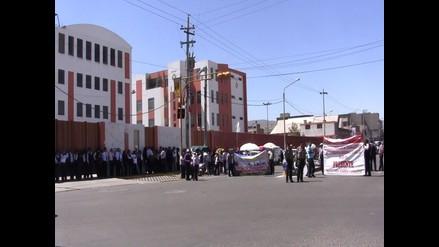 Arequipa: Trabajadores de Salud anuncian huelga de hambre