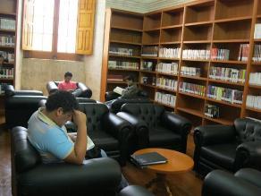 Arequipa: Restauran casona que será repositorio de biblioteca de MVLL