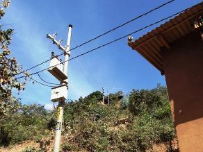 Electrificación beneficia a 25 pueblos en Utcubamba
