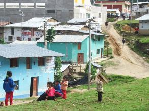 Lambayeque: retiran a 50 ancianos de Pensión 65 de Incahuasi