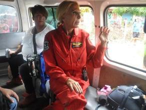 Jaime Bayly critica a Laura Bozzo por ayuda a damnificados en México