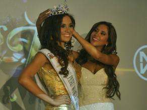 Melissa Paredes critica participación de Elba Fahsbender en Miss Mundo