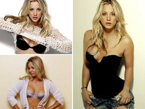 Sensuales fotos de Kaley Cuoco, la bella Penny de The Big Bang Theory