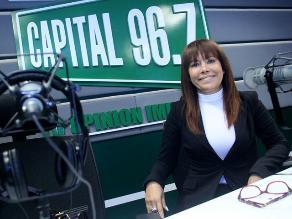 Magaly Medina: no queremos a Laura Bozzo otra vez en Perú