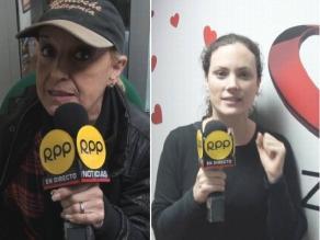 Regina Alcóver y Connie Chaparro esperan tu participación en Maratón RPP