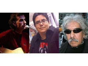Conversatorio sobre literatura y rock en la Feria Contra Editorial