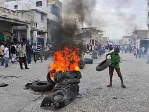 Miles recorrieron calles Haití para recordar golpe de Estado contra Aristide