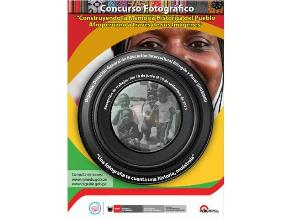 MATE será jurado de concurso de fotografía de cultura afroperuana