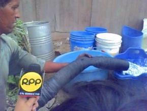 Piura: Defensoría del Pueblo detecta consumo de agua no tratada
