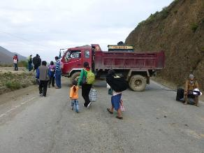 La Libertad: Mineros artesanales anuncian bloqueo de vía nacional