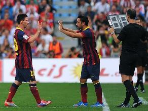 Barcelona sin Lionel Messi enfrenta al Celtic por la Champions League