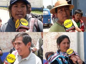 Huancayo: Menores presentaban malestar tras desayunos de Qali Warma