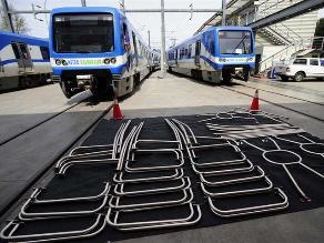 Uso de cobre en tren protegerá la salud de pasajeros