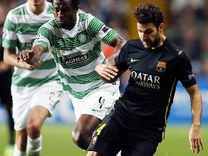 Cesc Fábregas: Celtic siempre exige lo mejor del Barcelona