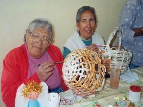 Según INEI, cerca del 10% de la población peruana es adulta mayor
