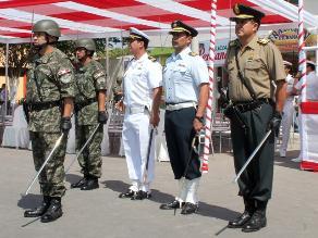 García Toma sobre el servicio militar:´Deben ser más imaginativos´
