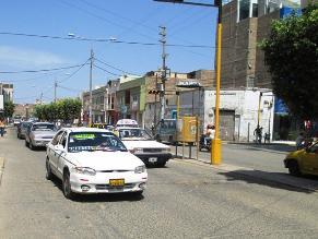 Chimbote: Dirigente de transporte justifica posible alza de pasajes