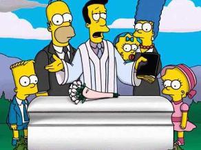 Famosos y no tan famosos: personajes que han muerto en Los Simpson