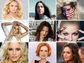 Bellezas de Hollywood que tienen opciones sexuales diferentes