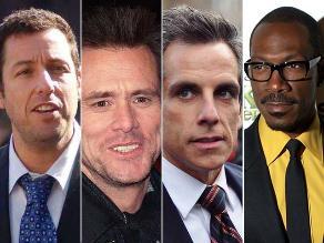 Antes y después: diez grandes actores cómicos de una misma generación