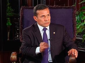 Humala: Hay entre 10 a 13 denuncias sólidas sobre Qali Warma