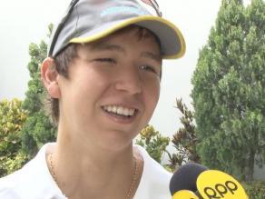 Conoce la alentadora historia del triatleta peruano Stefano Ratto