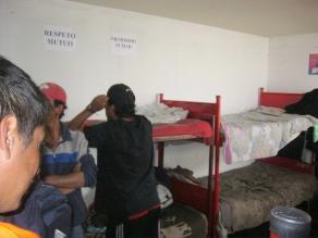 Chimbote: 21 internos escaparon de centro de rehabilitación