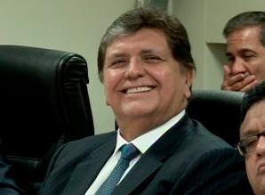 García recuerda a Humala: Está libre gracias a un hábeas corpus