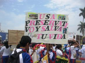 Reportan un alto índice de infectados con VIH Sida en Trujillo