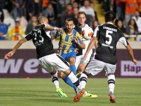 Europa League: Eintracht Frankfurt de Carlos Zambrano goleó al Apoel