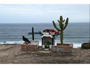 Exposición Altares de camino de Mario Silva