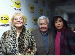 Ofelia Van Gallen y Blanca Deacon, parte de la historia de RPP Noticias