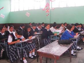 Lambayeque: clases en colegios se extenderán hasta el 30 de diciembre