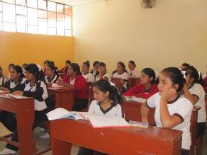 Primero la escuela: el derecho a estudiar y concluir la secundaria