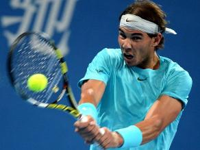 Rafael Nadal está a una victoria de volver al número uno de la ATP