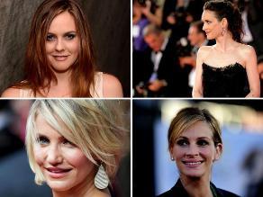 Las diez actrices más sexys de los años 90