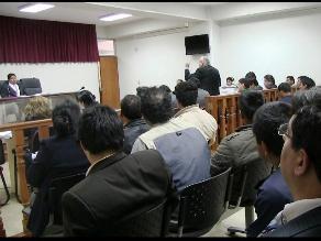 Trujillo: Juzgado ordena comparecencia restringida para 24 mineros