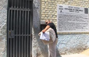 Dos internos del ´Escuelín´ permanecen prófugos desde hace 6 meses